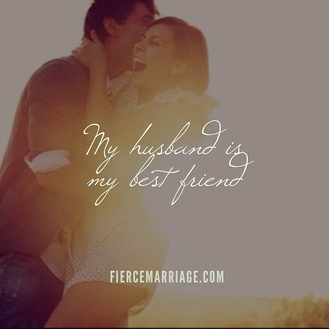 My Husband Is My Best Friend Christian Marriage Quotes