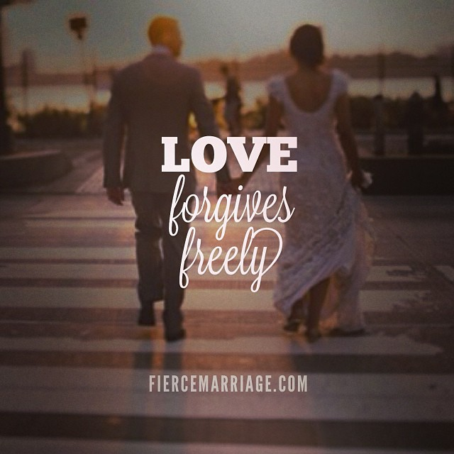 """Love forgives freely."" -Selena Frederick"