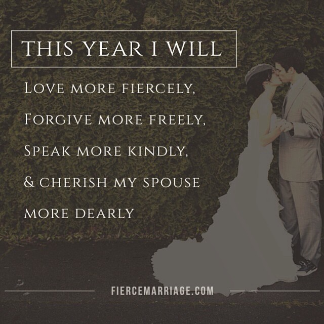 """""""This year I will love more fiercely"""