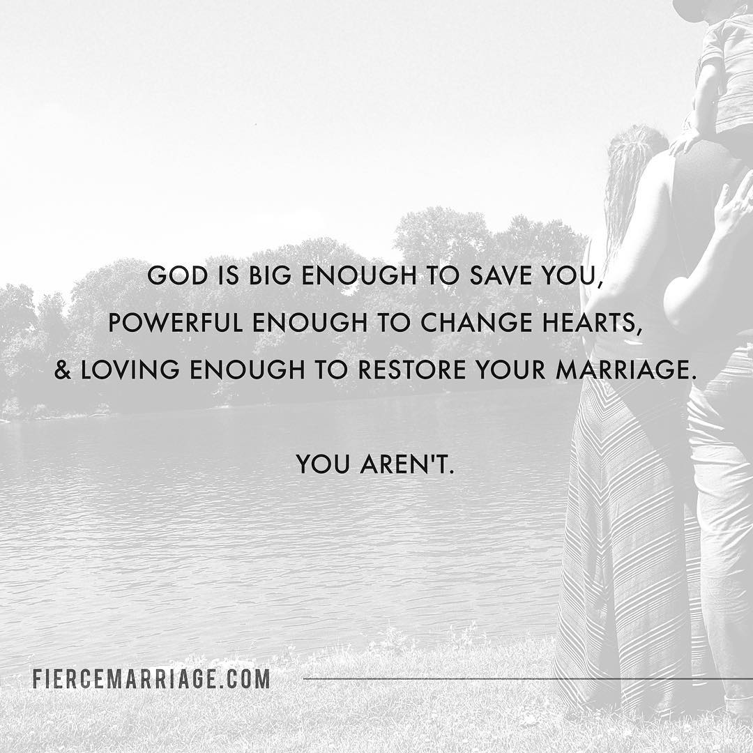 trust in marriage christian